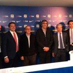 Mediapro adquiere los derechos audiovisuales de la liga italiana de fútbol para los próximos tres años