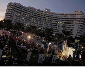 NATPE hotel Miami