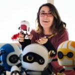Nathalie Martínez presenta Wise Blue Studios: «Pensamos globalmente y actuamos localmente»