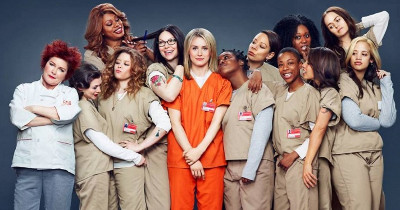 Orange is the new black Canal+ Series