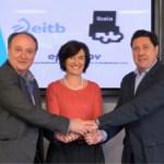 EiTB, IBAIA y EPE/APV apoyarán la producción audiovisual independiente vasca con 4,5 millones de euros
