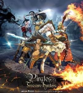 Pirates Treasure Hunters