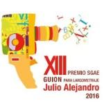Convocado el XIII Premio SGAE de Guion para Largometraje Julio Alejandro