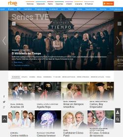 RTVE Series Web