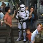 La Fuerza acompaña a Raimundo Hollywood a Disneylandia