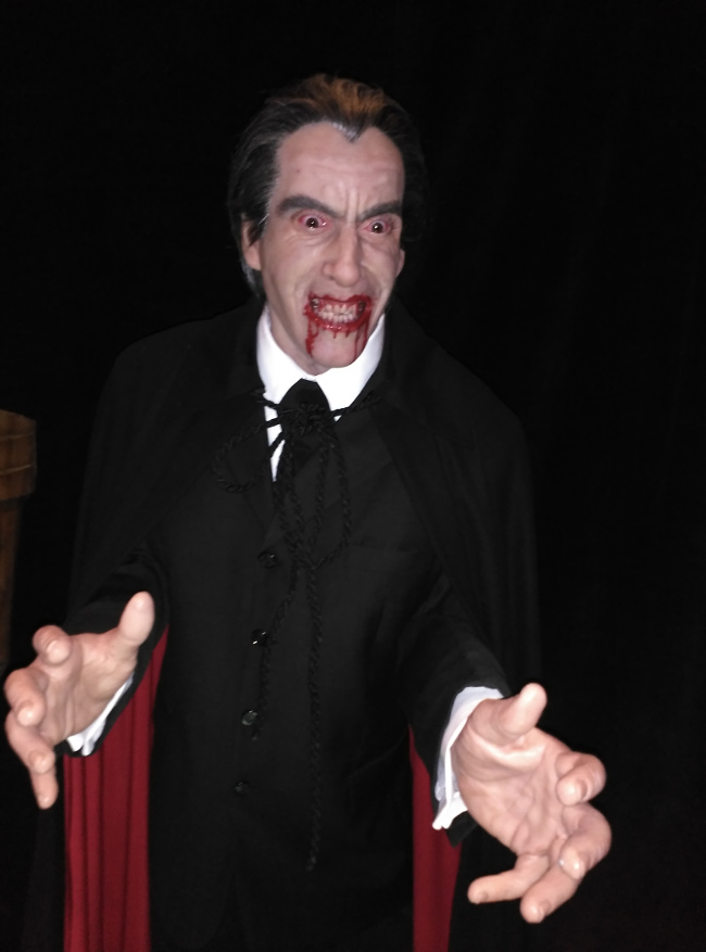 Raimundo Hollywood Dracula 2015