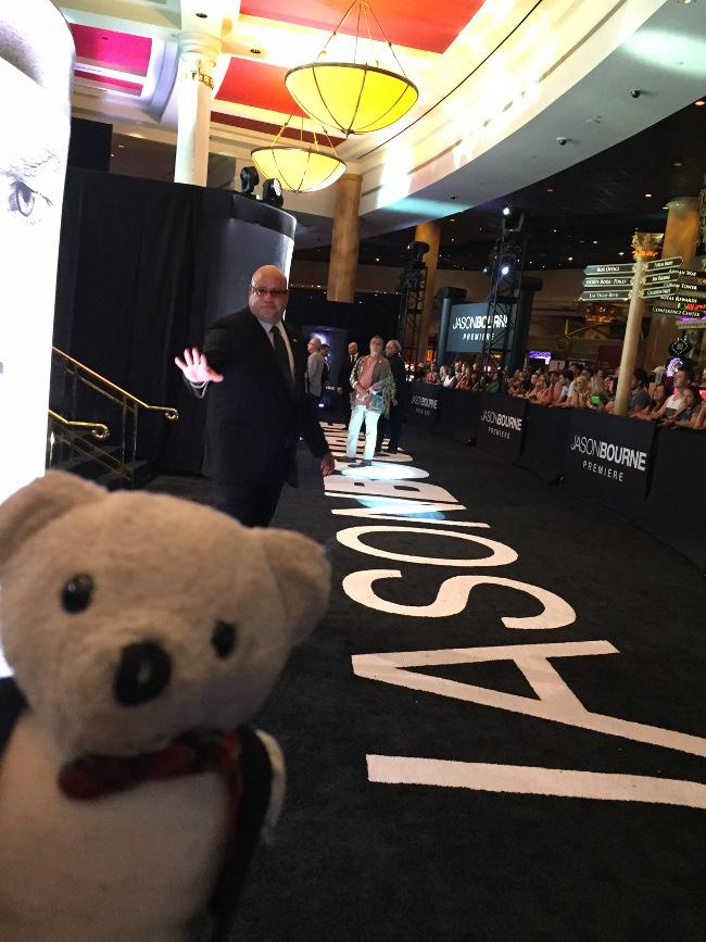 Raimundo Hollywood Jason Bourne Las Vegas 1