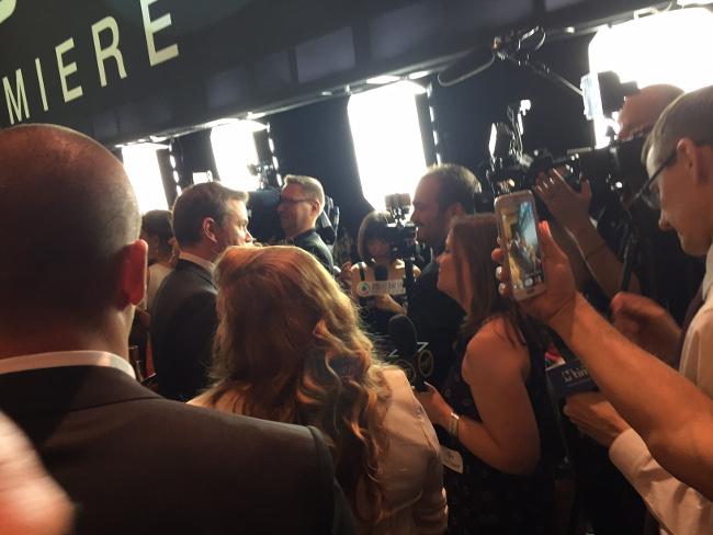 Raimundo Hollywood Jason Bourne Las Vegas 2