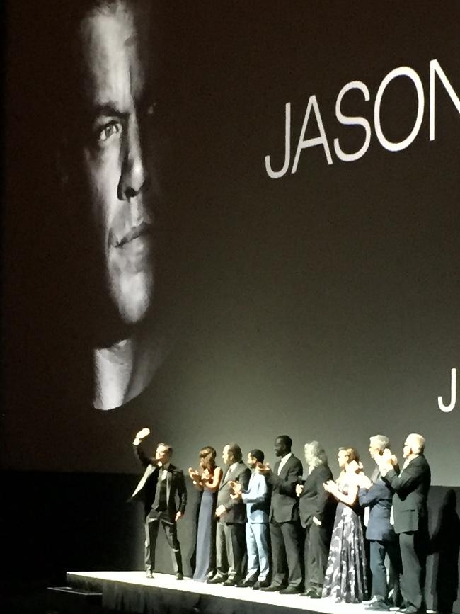Raimundo Hollywood Jason Bourne Las Vegas 3