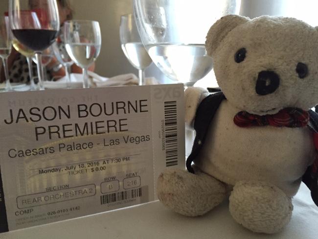 Raimundo Hollywood Jason Bourne Las Vegas 5