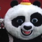 Haciendo el oso con Raimundo Hollywood y 'Kung Fu Panda 3'