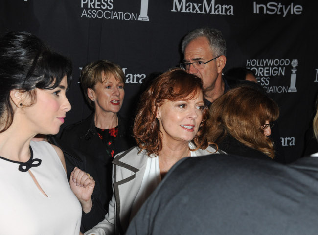 Raimundo Hollywood Toronto 2015 Susan Sarandon