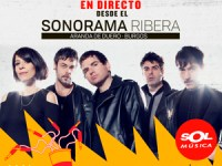 Sol Música retransmite su primer concierto en directo en colaboración con el Festival Sonorama Ribera