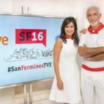 La emisión de los encierros de San Fermín crece en audiencia en La 1 de TVE