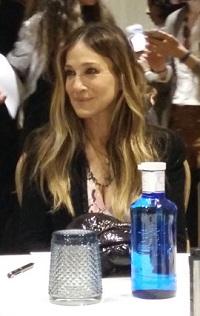 Sarah Jessica Parker en Madrid.