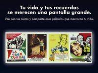 El canal de televisión SOMOS invita a abuelos y nietos a disfrutar de grandes clásicos del cine español en pantalla grande