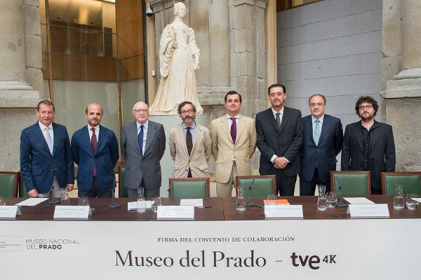 TVE Museo del Prado