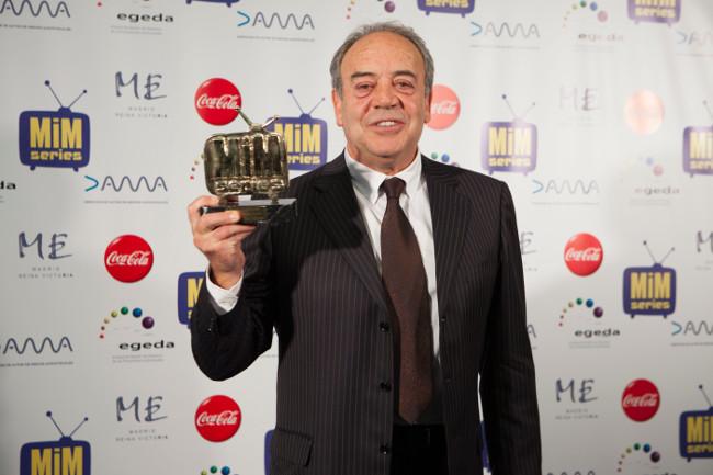Tito Valverde Premios MIM 2015