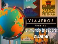 'Viajeros Cuatro' – estreno 4 de abril en Cuatro
