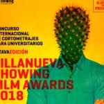 Villanueva Showing Film Awards vuelven a ensalzar el talento universitario en su octava edición