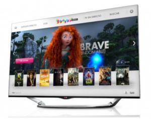 Yomvi LG Smart TV