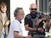 Fernando Colomo rueda 'Antes de la quema', una producción de Sangam Films, La Mirada Oblicua y La Fiesta PC