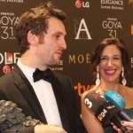 'Tarde para la ira' aprovecha el 'efecto Goya' e incrementa su taquilla un 39 por ciento respecto a lo logrado en 2016