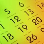 Calendario de eventos de cine y televisión de 2018