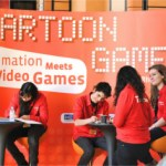 Lyon acoge la tercera edición de Cartoon Games
