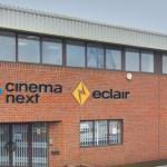 CinemaNext Reino Unido se muda a unas instalaciones más amplias y avanzadas al oeste de Londres