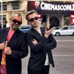 Cine y coloquio los jueves en los Cines de la Prensa de Madrid, con la iniciativa Cinemascopazo