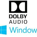 El sistema operativo Windows 10 contará con sonido Dolby