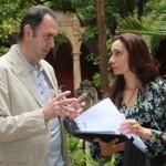 Rosana Pastor y Enrique Viciano dirigirán el docudrama 'Blasco Ibañez y los cuatro jinetes del Apocalipsis'