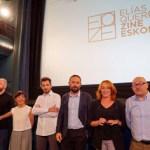 Se presenta en Madrid la escuela de cine Elías Querejeta de San Sebastián