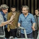 Concluye el rodaje de 'Feedback', una producción de Vaca Films y Ombra Films filmada en inglés