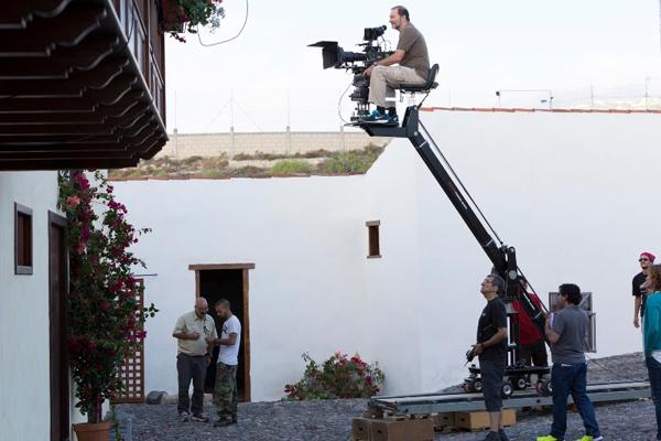 Rodaje en Tenerife de 'Felices 140'