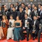 La Gala de los 31º Premios Goya pierde cuota y más de 250.000 espectadores respecto a 2016
