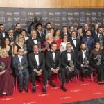 La emisión de la gala de los 33º Premios Goya recuperó los 800.000 espectadores perdidos en los dos años anteriores