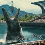 Los dinosaurios de 'Jurassic World' lanzan un 202 por ciento la taquilla del 'Top 20' en España