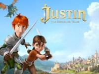 La producción española de animación 'Justin y la espada del valor', prevendida a más de 120 países