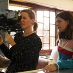 Concluye el rodaje del primer largometraje de Belén Funes: 'La hija del ladrón'