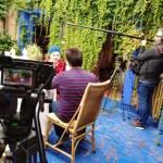 Arranca el rodaje del documental 'La última toma', producido por Magnetika Films con el apoyo de Canal Sur sobre la figura del director ClaudioGuerín Hill