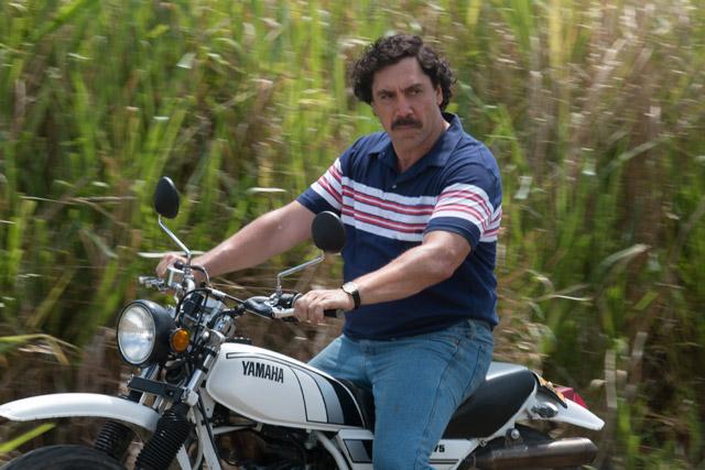 Javier Bardem, en 'Loving Pablo'
