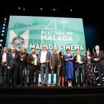 El cine malagueño y la creación audiovisual local, apoyados una vez más en el Festival de Málaga