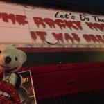 Ovedito en el 'Rocky Horror Picture Show'