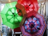¿Permisos con mantas y paraguas?