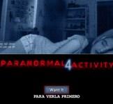Paramount Pictures lanza una promoción mundial para los seguidores de 'Paranormal Activity'