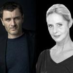 Vicky Peña y Àlex Brendemühl, Premios Jordi Dauder a la Creatividad en el Cine Catalán
