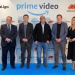 Amazon se alía con la LaLiga y Mediapro para producir su primera serie original española: 'Six Dreams'