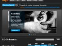 RTVE lanza el mayor archivo audiovisual online de España con fondos de la Filmoteca Española